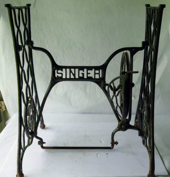 Cast Iron Singer Sewing Machine Stand