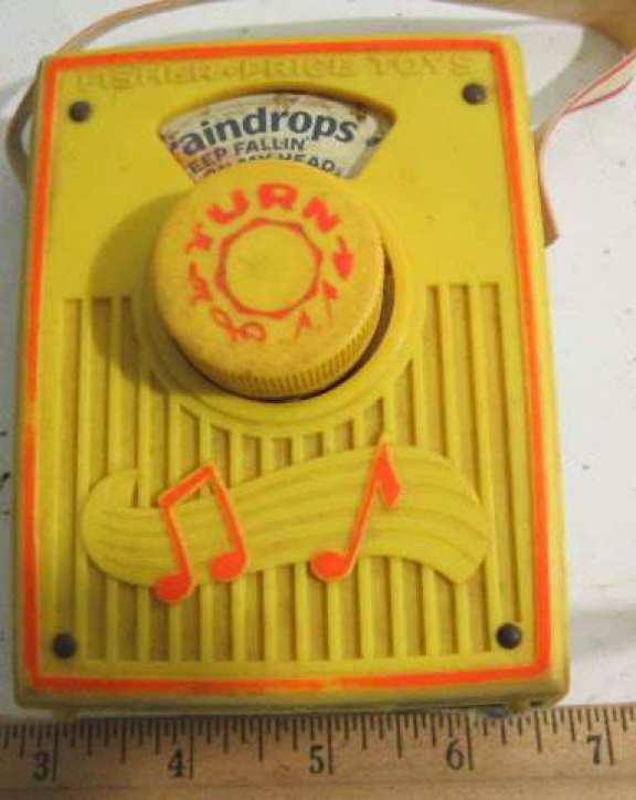 Child's music box