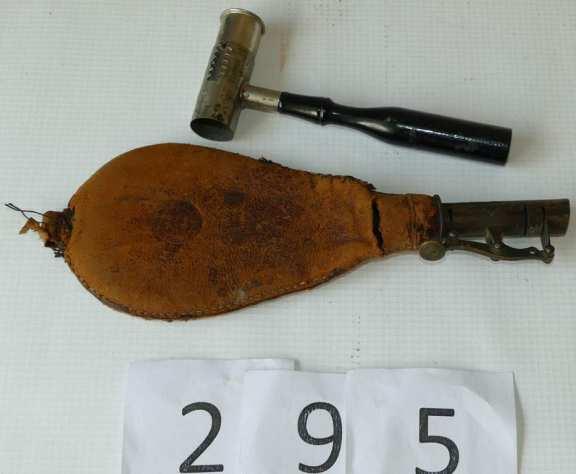 Old Gun Paraphernalia