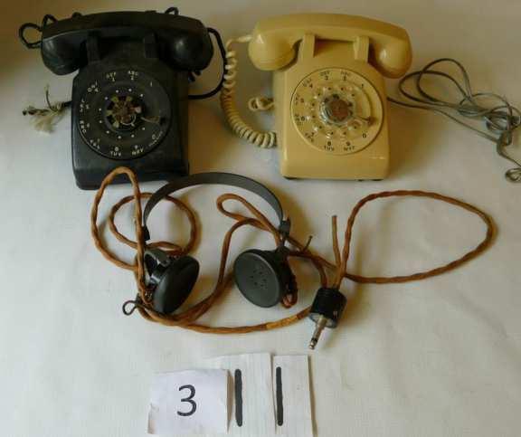 Telephones & Switchboard Operator Headset