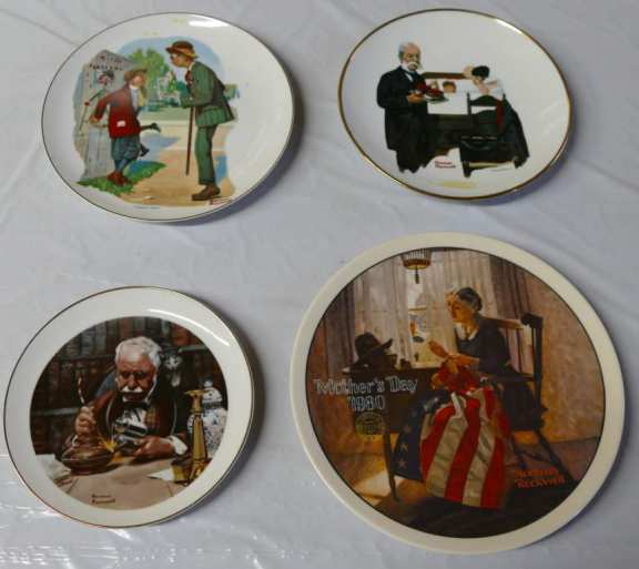 Various Norman Rockwell