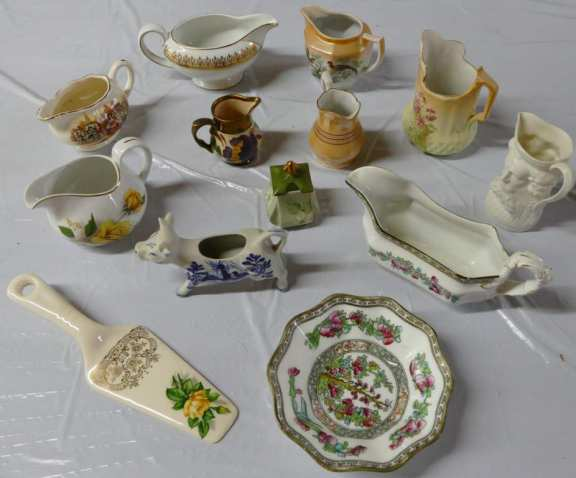 Various Serving Ware