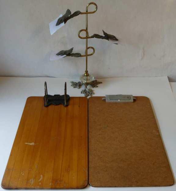 Vintage Clipboards