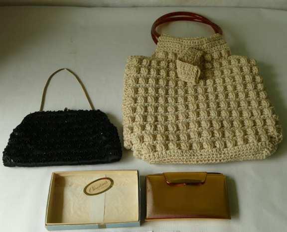Vintage Purses 1960's -1970's